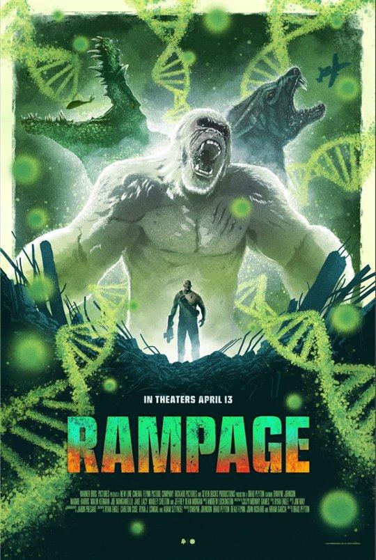 Rampage Poster Large