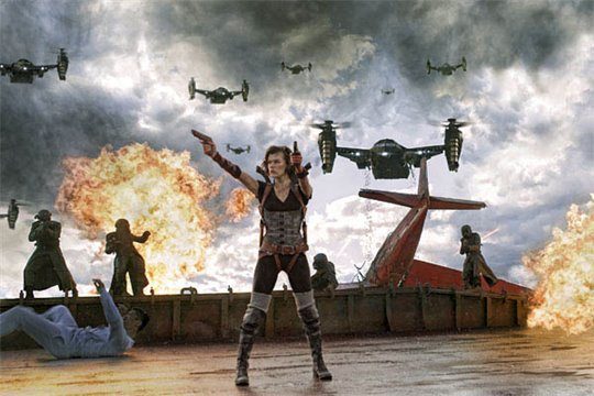 Resident Evil: Retribution Photo 5 - Large