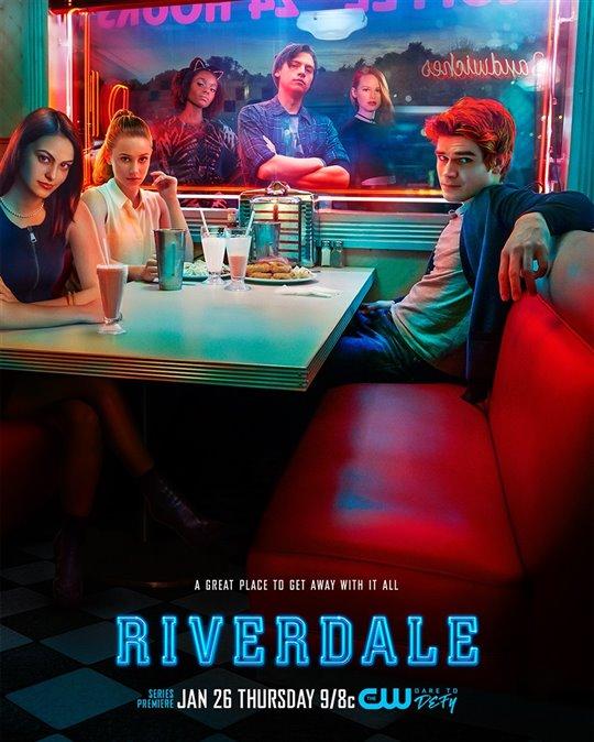 Riverdale (Netflix) Poster Large