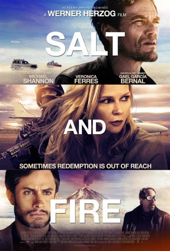 Salt and Fire Poster Large