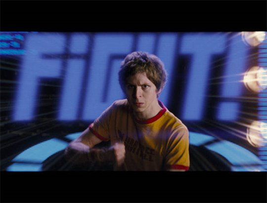 Scott Pilgrim vs. the World Poster Large