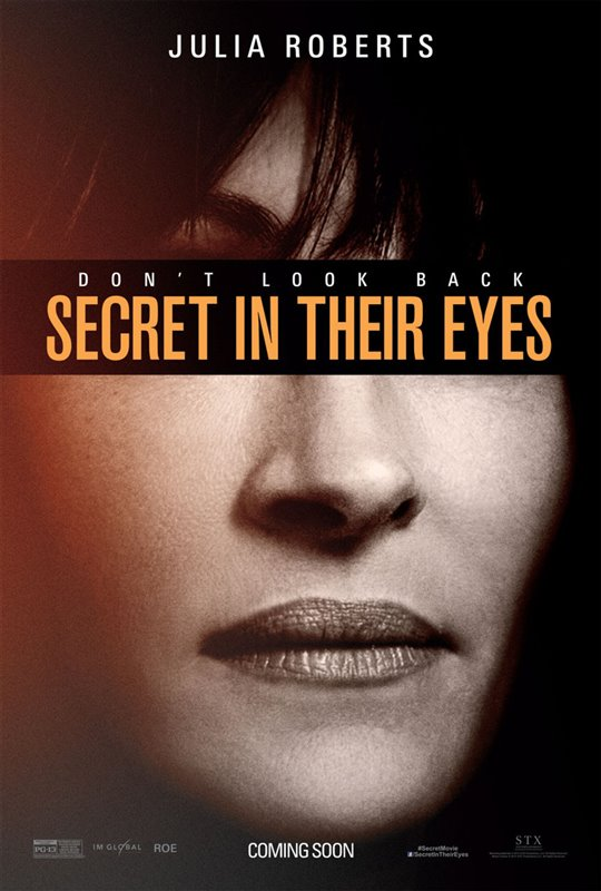 Secret in Their Eyes Poster Large