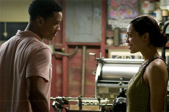 Seven Pounds Poster Large