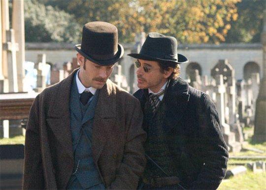 Sherlock Holmes Photo 2 - Large