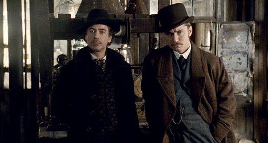 Sherlock Holmes Photo 35 - Large