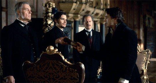 Sherlock Holmes Poster Large