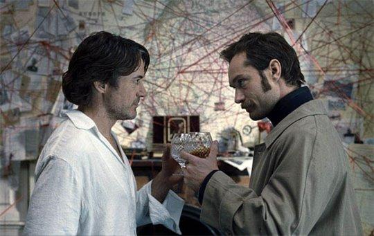 Sherlock Holmes: A Game of Shadows Photo 19 - Large