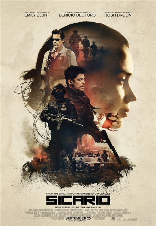 Sicario Poster Large