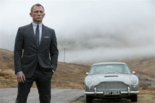 Skyfall Poster Large