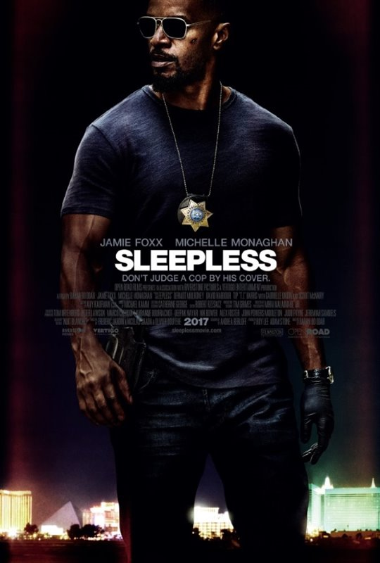 Sleepless Poster Large