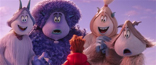 Smallfoot Poster Large