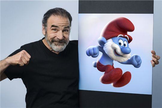 Smurfs: The Lost Village  Poster Large