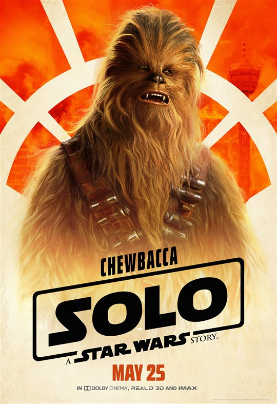 Solo: A Star Wars Story Poster Large