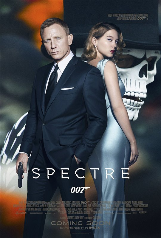 Spectre Poster Large