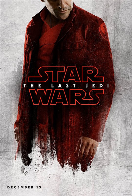 Star Wars: The Last Jedi Poster Large