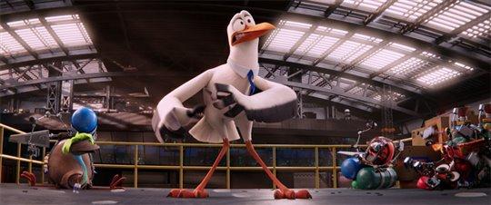 Storks Poster Large