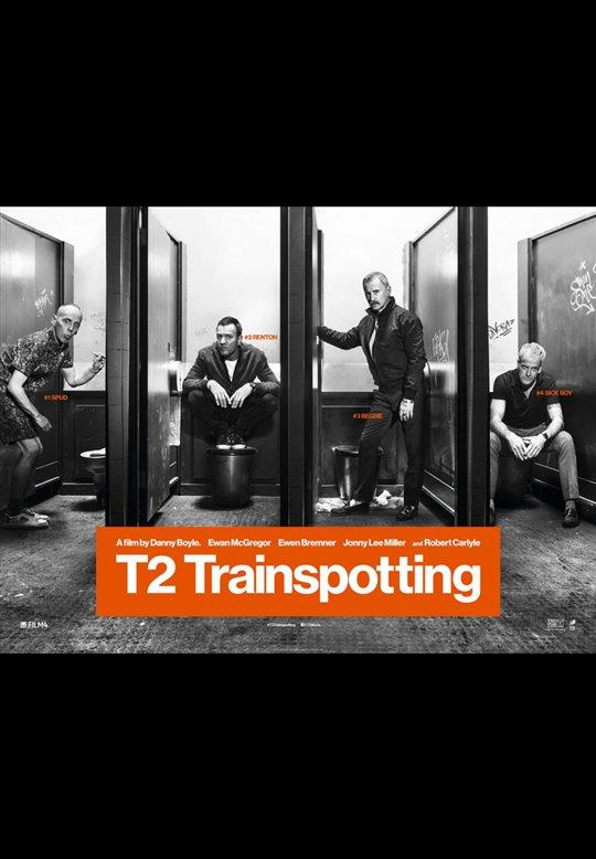 T2 Trainspotting Poster Large