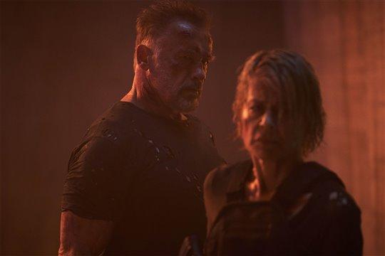 Terminator: Dark Fate Poster Large