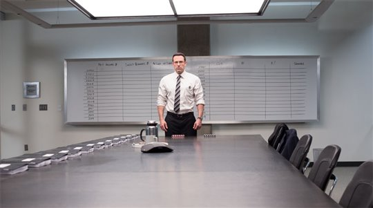 The Accountant Poster Large