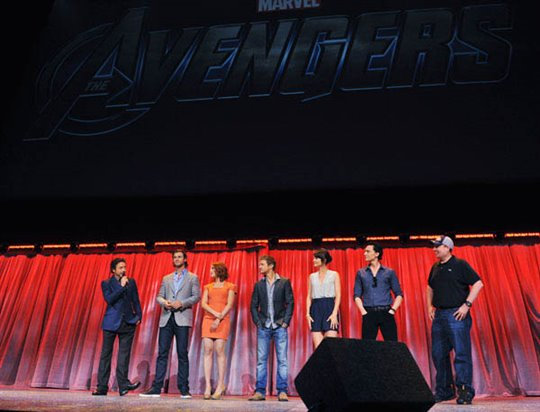 The Avengers Photo 5 - Large