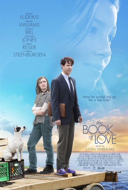 The Book of Love Poster Large