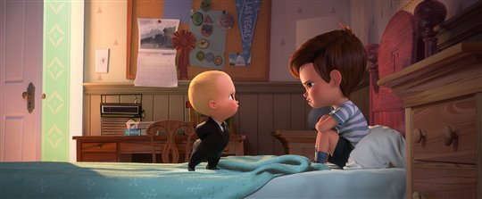 The Boss Baby Poster Large