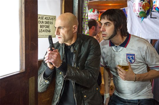 The Brothers Grimsby Poster Large