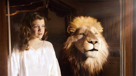 The Chronicles of Narnia: The Voyage of the Dawn Treader Poster Large