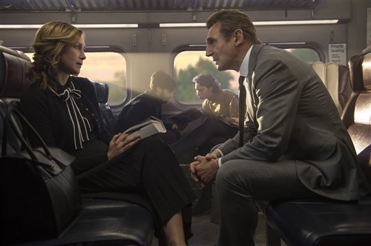 The Commuter Poster Large