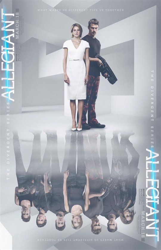 The Divergent Series: Allegiant Poster Large