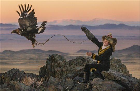 The Eagle Huntress Poster Large