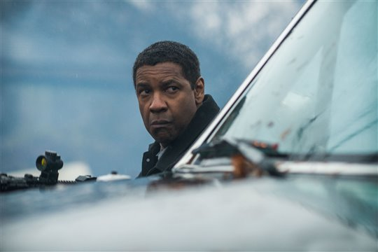 The Equalizer 2 Poster Large