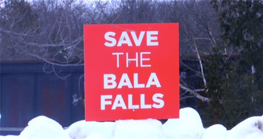 The Fight for Bala Poster Large