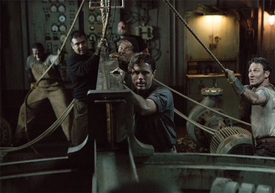 The Finest Hours Poster Large