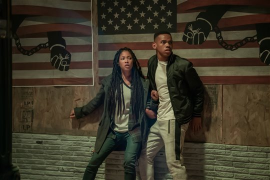 The First Purge Poster Large