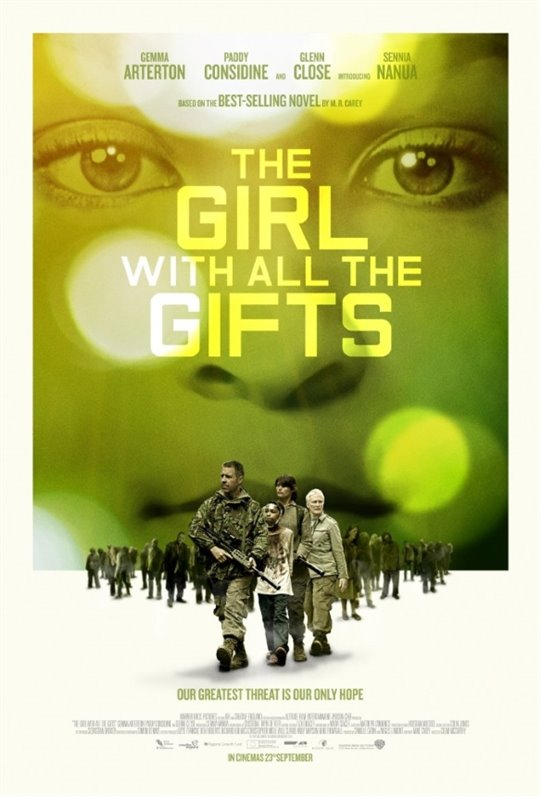 The Girl With All the Gifts Poster Large