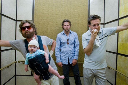 The Hangover Poster Large