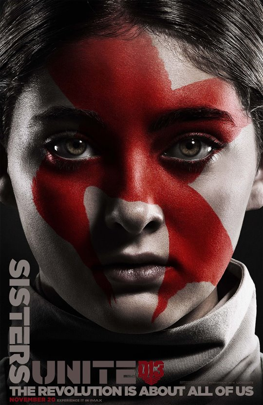 The Hunger Games: Mockingjay - Part 2 Poster Large
