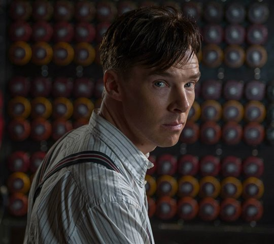 The Imitation Game Poster Large