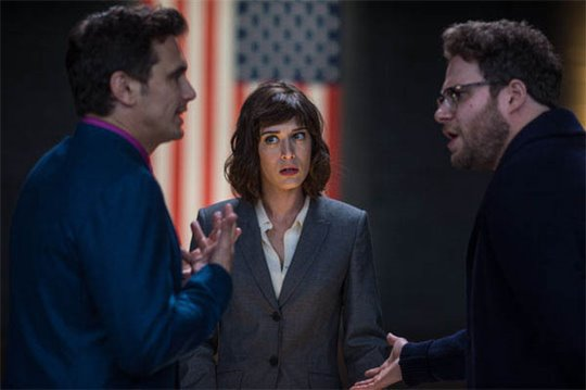 The Interview Photo 2 - Large