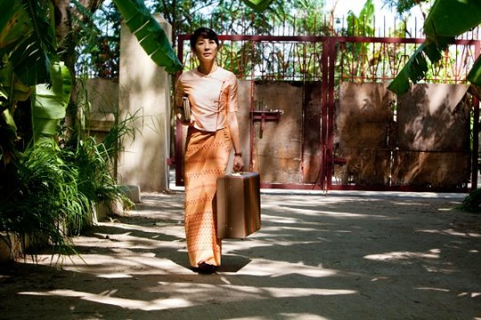The Lady Photo 13 - Large