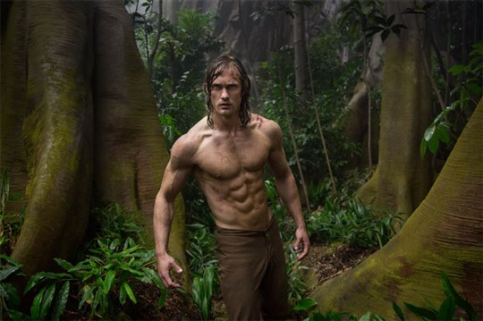 The Legend of Tarzan Poster Large