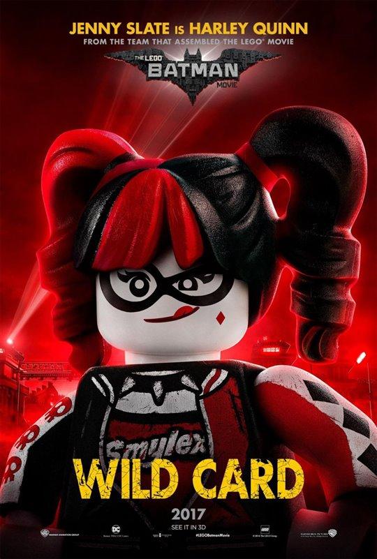 The LEGO Batman Movie Poster Large