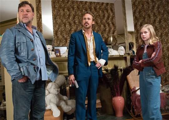 The Nice Guys Poster Large