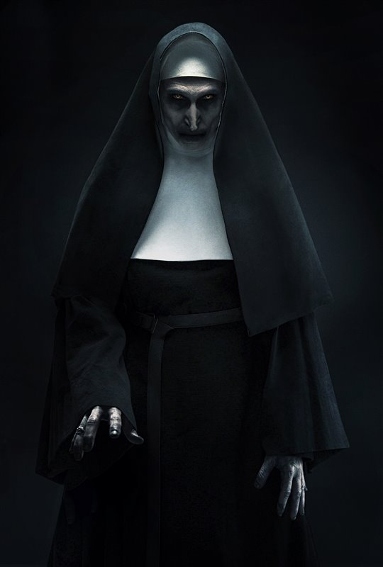 The Nun Poster Large