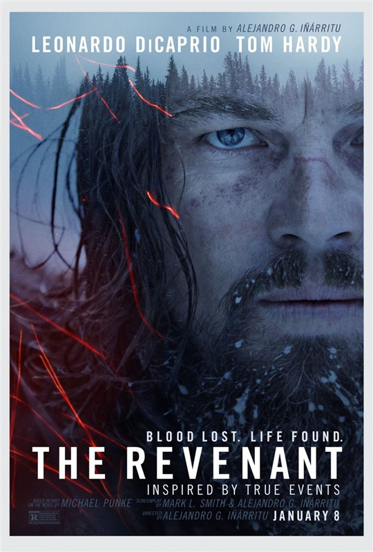 The Revenant Poster Large