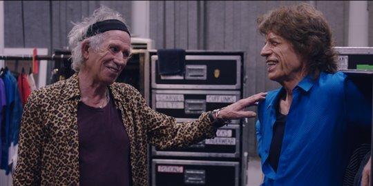 The Rolling Stones Olé Olé Olé!: A Trip Across Latin America Poster Large