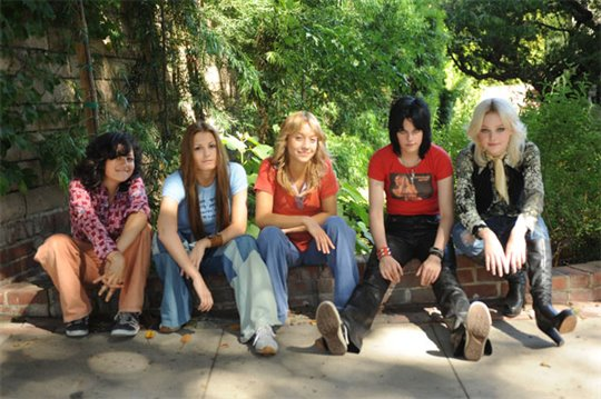 The Runaways Poster Large