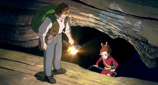 The Secret World of Arrietty (Dubbed) Photo 4 - Large