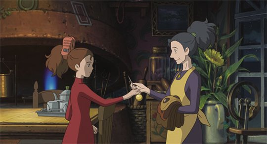 The Secret World of Arrietty (Dubbed) Photo 8 - Large